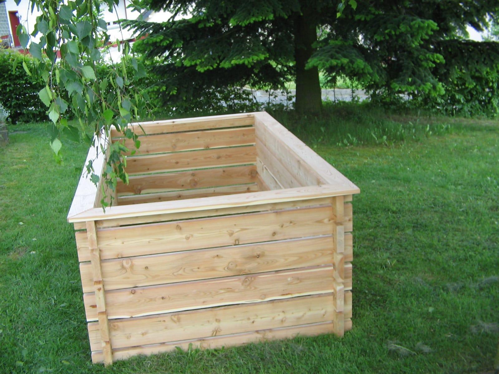 Inspirierend Garten Holz Ideen